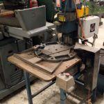 Brooks orbital riveting machine
