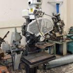 Herbert turret drilling machine