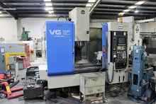 Hitachi Seiki VG45 4 axis Verti
