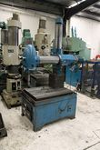 Voest AB32 radial arm drilling