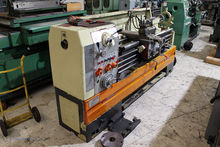 Herless KC1660 centre lathe (41