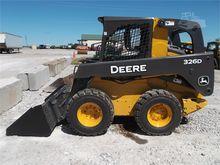 Used 2011 DEERE 326D