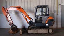 2007 ZX50 Mini excavators