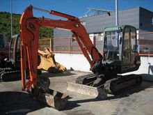 Used Hitachi ZX50 in