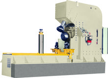 HESSE hfm-12 Flanging machine