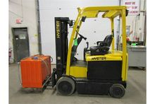 2010 Hyster Electric Forklift 5