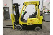 2009 Hyster 5000lbs Capacity Fo
