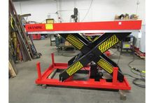 Olympic Hydraulic Lift Table 48