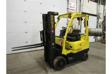 2007 Hyster 5000lbs Capacity Fo