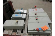 Lot of 7 (7 units) 100 amp and