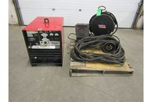 Lincoln Electric 400 amp Mig We