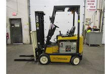 2007 Yale Electric Forklift 400