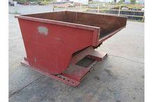 Large Dump Hopper Tipster Bin 2
