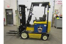 2008 Yale Electric Forklift 500