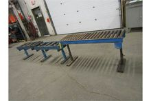 Lot of 3 Roller conveyors