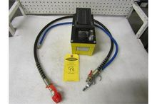 Hydraulic Foot Pedal Pump type