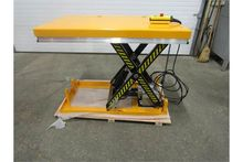 """Omni Hydraulic Lift Table 32"""" x"""