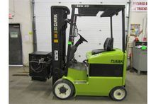 Clark Electric Forklift 3500lbs