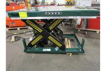 """Omni Hydraulic Lift Table 47"""" x"""