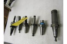 Lot of 6 (6 units) CAT40 CNC to