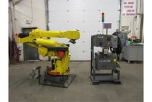 Fanuc S-420iF Industrial Robot