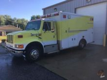 Used Man Fire Trucks for sale  Freightliner equipment & more