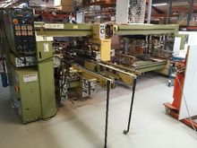 Morbidelli Boring machine, Dowe