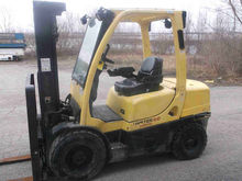 2007 Hyster H60FT 33673