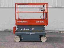 2008 Skyjack SJP3219 33211