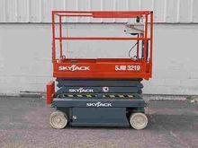 Used 2008 Skyjack SJ