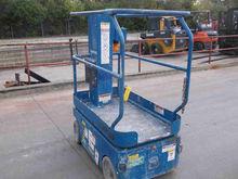 Used 2002 Upright TM