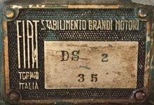FIAT DS2 GEAR SHAPER