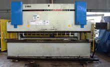 DURMA HAP 40200 CNC PRESS BRAKE