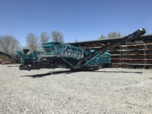Used Chieftain 1700 for sale  Powerscreen equipment & more