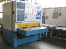 Honing and deburring machine CO