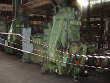 Kocks Rolling mill DUO 400
