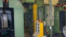 Used powder coating plant