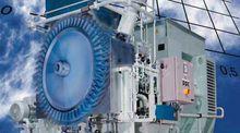 Used STEAM TURBINE T