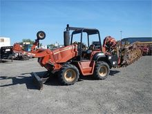 2002 DITCH WITCH RT115 Trencher