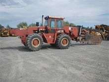 2002 DITCH WITCH RT185 Trencher