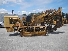 CLEVELAND J57 Trencher