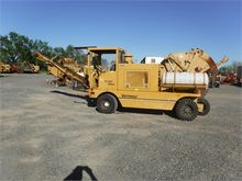 1989 VERMEER OCC135A Trencher