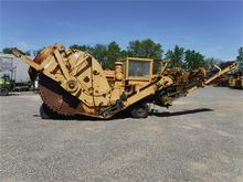 1989 VERMEER CC135A Trencher