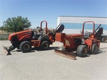 2004 DITCH WITCH RT55 Trencher