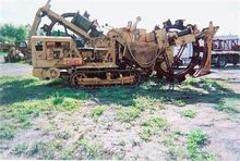 1982 CLEVELAND JS36 Trencher