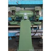 Two-sided brush Ø350