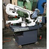 Used Band saw P & W
