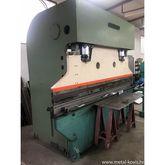 Bending press Jelšingrad 100t ×