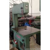 Vertical band saw for wood (ban