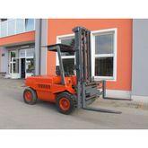 Forklift Linde H60D